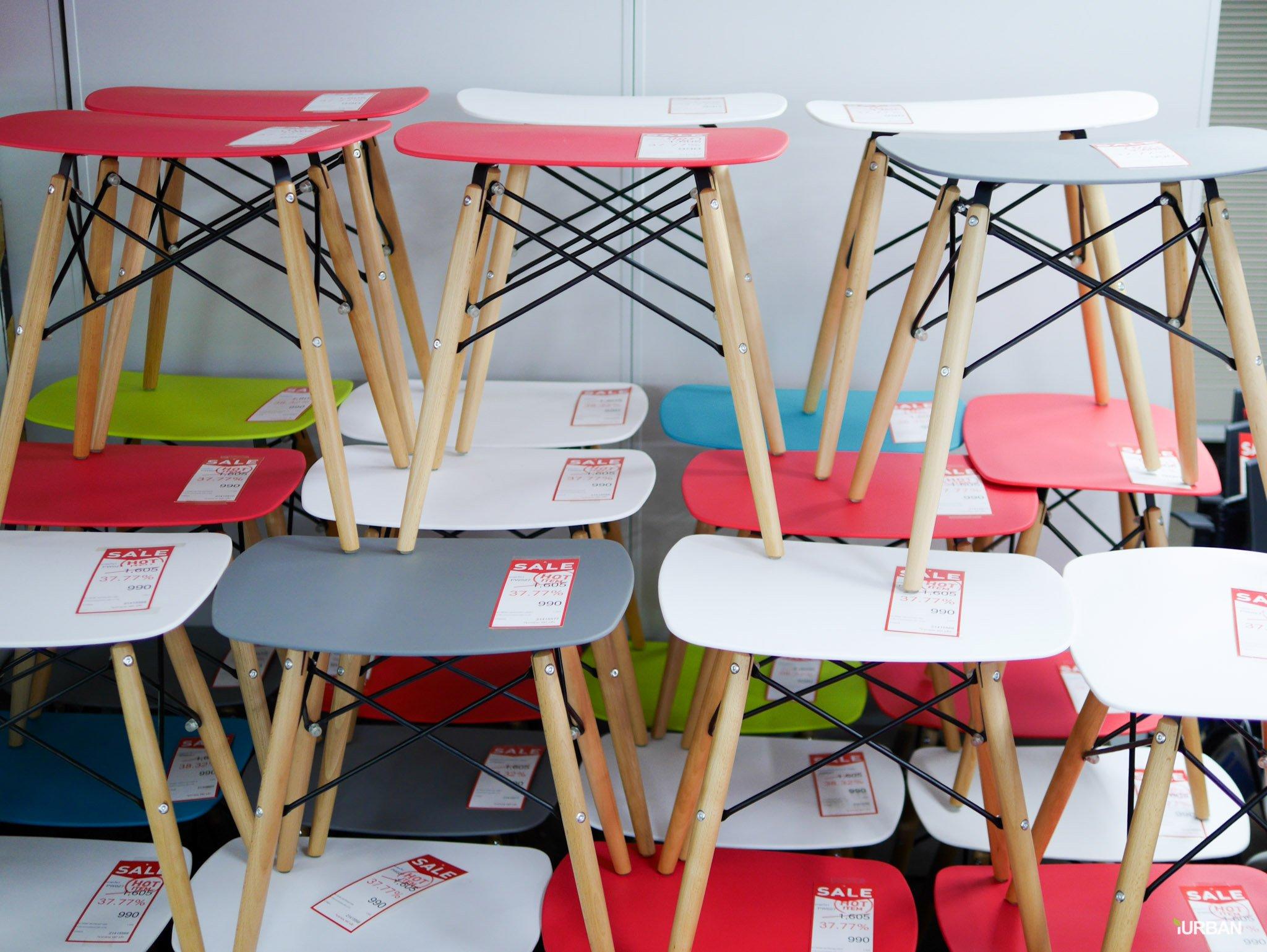 MODERNFORM THE ANNUAL SALE 2018 ลดทุกชิ้นสูงสุด 70% (10 วันเท่านั้น!) เก้าอี้ทำงานสวยเพื่อสุขภาพเพียบ!! 35 - Modernform (โมเดอร์นฟอร์ม)