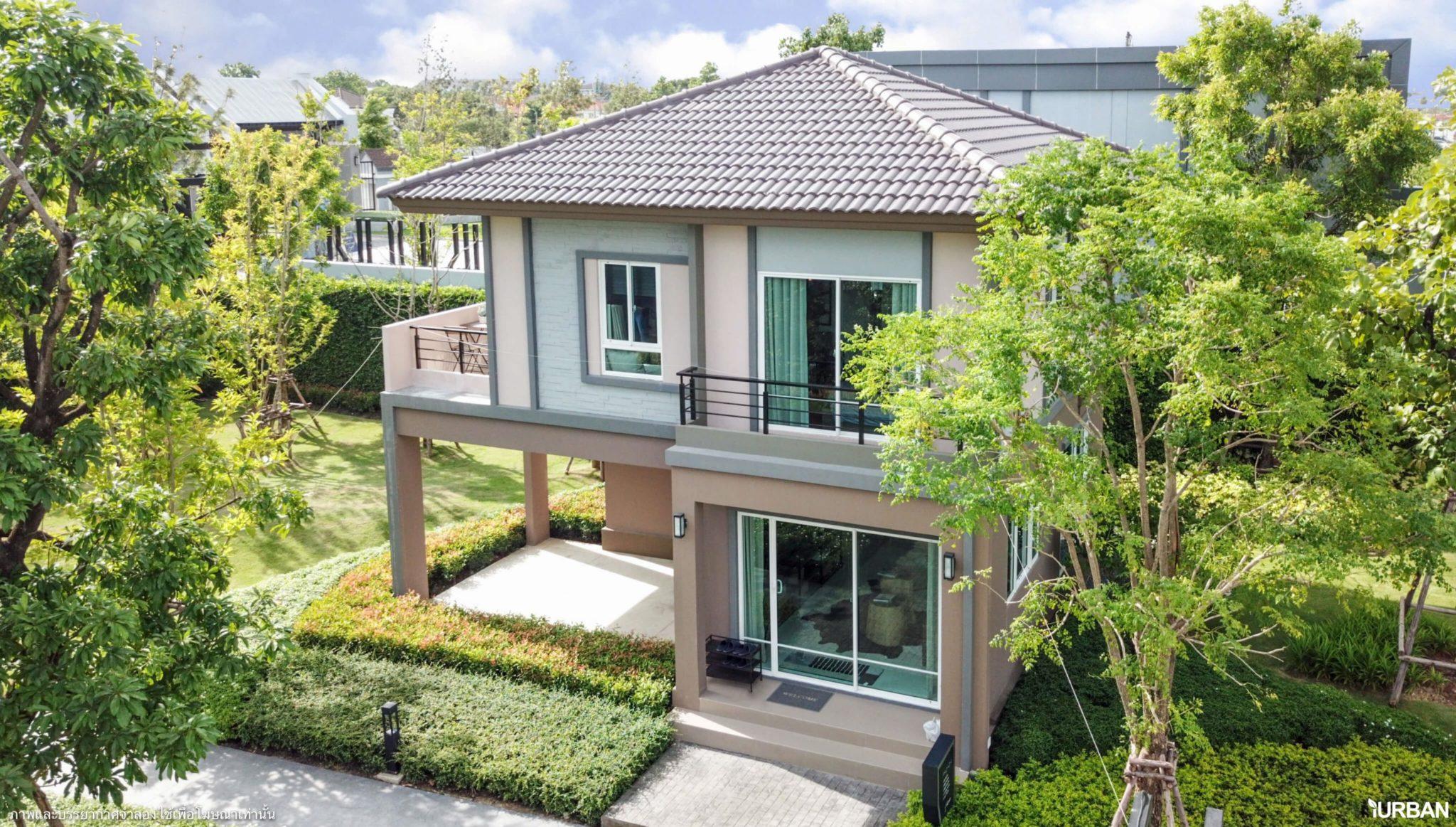 The Plant เทพารักษ์-บางนา ชมบ้านตัวอย่างและรีวิวโครงการ บ้านเดี่ยวดีไซน์สวย ทำเลดีใกล้ห้างและตลาด เริ่ม 3.8 ล้าน 13 - Megabangna (เมกาบางนา)
