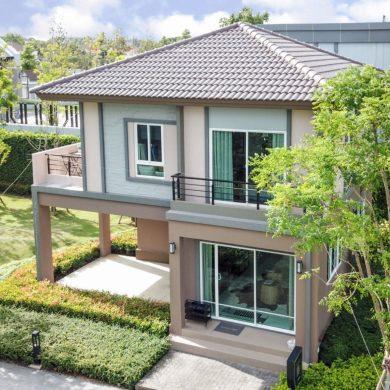 The Plant เทพารักษ์-บางนา ชมบ้านตัวอย่างและรีวิวโครงการ บ้านเดี่ยวดีไซน์สวย ทำเลดีใกล้ห้างและตลาด เริ่ม 3.8 ล้าน 32 - Megabangna (เมกาบางนา)