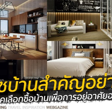 """""""ออกแบบสเปซ (Space) สำคัญกว่าที่คิด"""" 5 เทคนิคเลือกซื้อบ้านเพื่อการอยู่อาศัยอย่างยั่งยืน 17 - AP (Thailand) - เอพี (ไทยแลนด์)"""