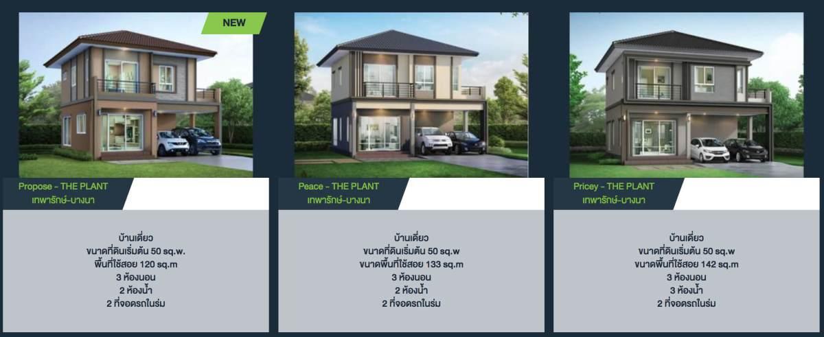 The Plant เทพารักษ์-บางนา ชมบ้านตัวอย่างและรีวิวโครงการ บ้านเดี่ยวดีไซน์สวย ทำเลดีใกล้ห้างและตลาด เริ่ม 3.8 ล้าน 15 - Megabangna (เมกาบางนา)