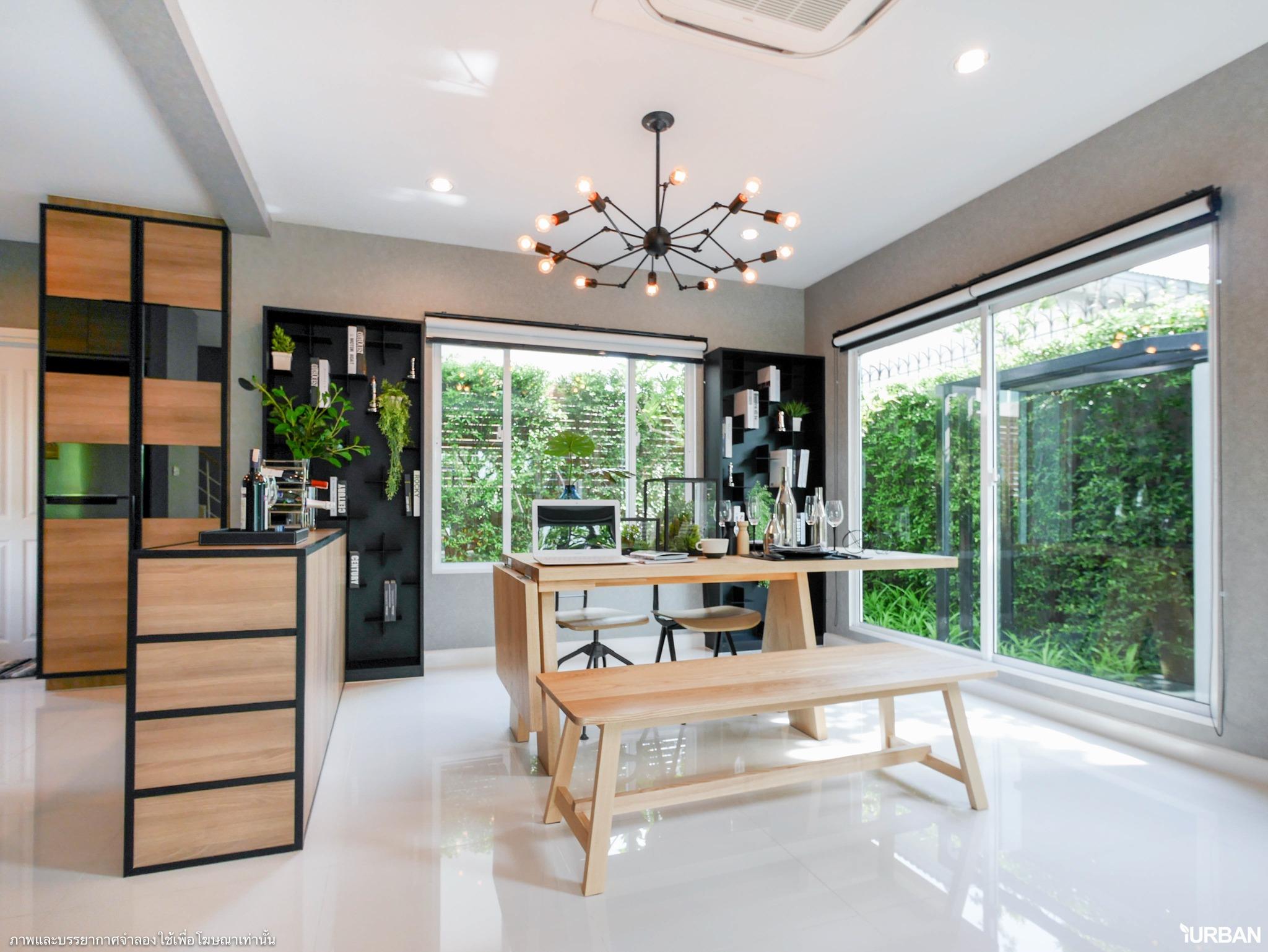 The Plant เทพารักษ์-บางนา ชมบ้านตัวอย่างและรีวิวโครงการ บ้านเดี่ยวดีไซน์สวย ทำเลดีใกล้ห้างและตลาด เริ่ม 3.8 ล้าน 62 - Megabangna (เมกาบางนา)