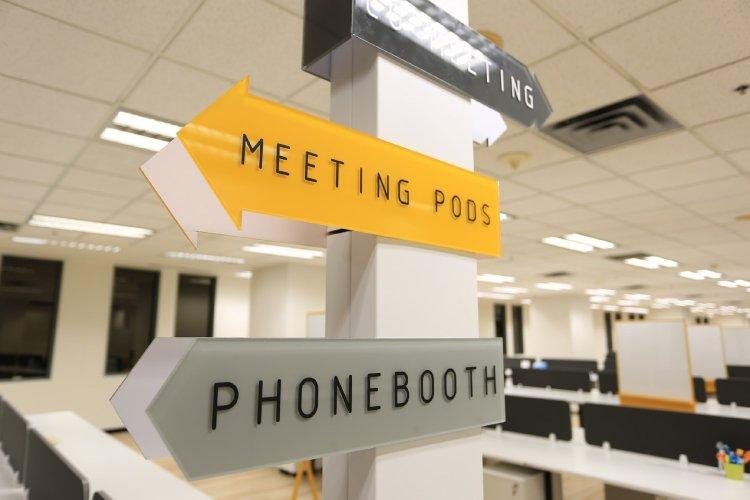 """ออฟฟิศแนวคิดใหม่ สุดฮิปของชาวกรุงศรีฯ ในสไตล์ """"Co-Working Space ที่ให้งาน Finish แบบไม่ติดสตั้นท์"""" 24 - Bank"""