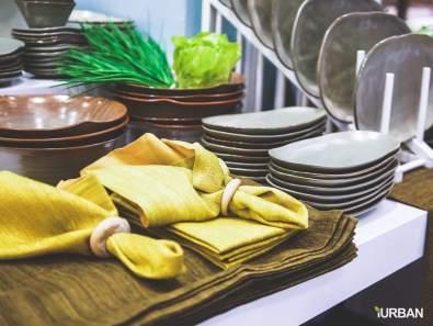 เพิ่มพื้นที่สีเขียวให้ห้องครัวและโต๊ะอาหาร