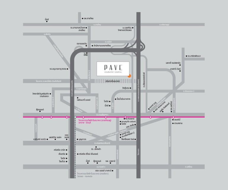 PAVE (เพฟ) รามอินทรา-วงแหวน ส่องบ้านเดี่ยวสไตล์รีสอร์ทบนทำเลดีจาก SC Asset 22 - Pave