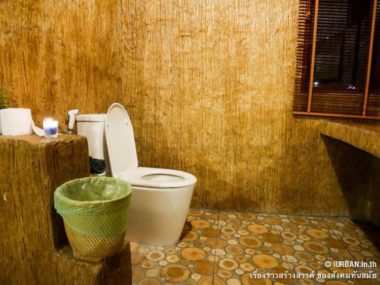 ชีวิตในโพรงไม้ ติดเขา บ้านขอนไม้ @Theerama Cottage สวนผึ้งรีสอร์ท 35 - 100 Share+