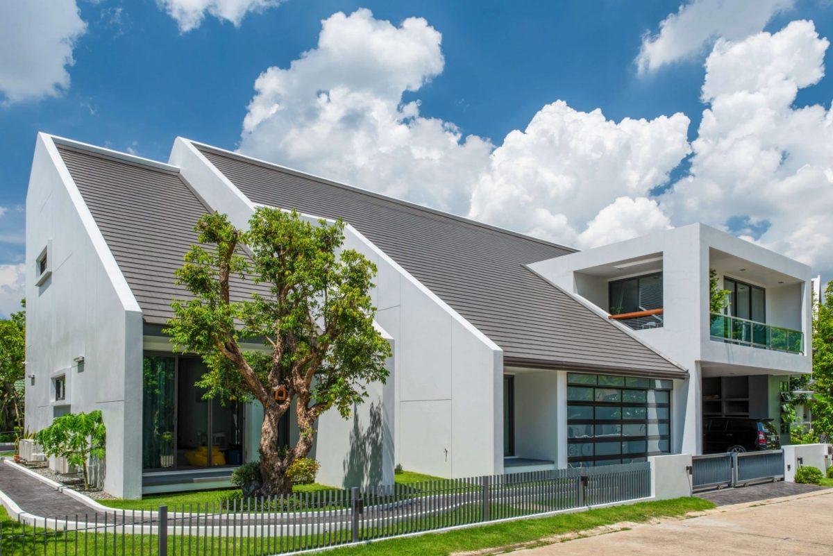 7 Checklist แนวคิดสร้างบ้านสไตล์โมเดิร์น ที่จะให้ประโยชน์กับการอยู่อาศัยทุกวันของคุณ 26 - material