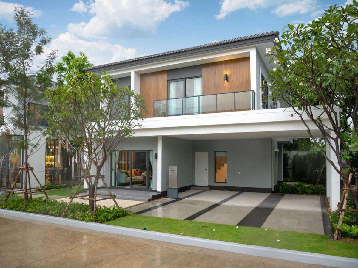 photo house1 CENTRO ราชพฤกษ์ 2 ชมบ้านเดี่ยว 4 ห้องนอนของ AP บนทำเลรับการมาของเซ็นทรัลใหญ่
