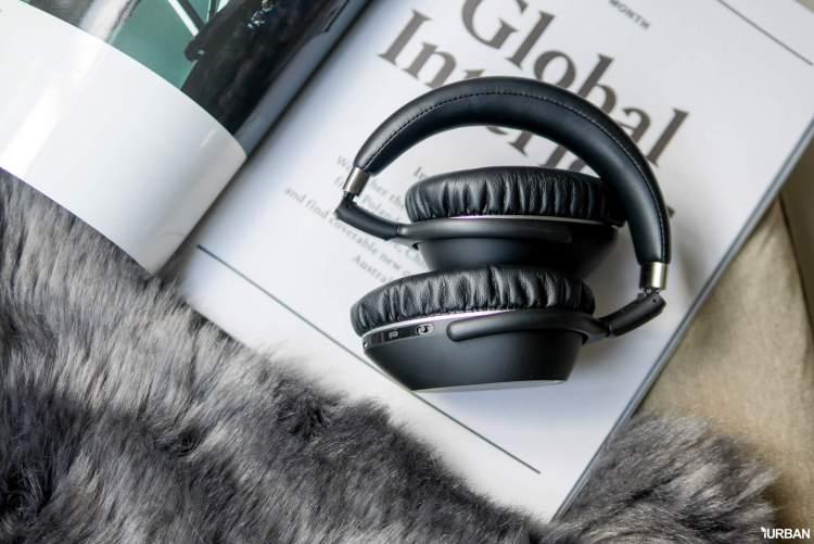 sennheiser2 750x501 รีวิว Sennheiser PXC 550 Wireless หูฟังอัจฉริยะระดับเฟิร์สคลาส คู่ใจสำหรับนักเดินทาง