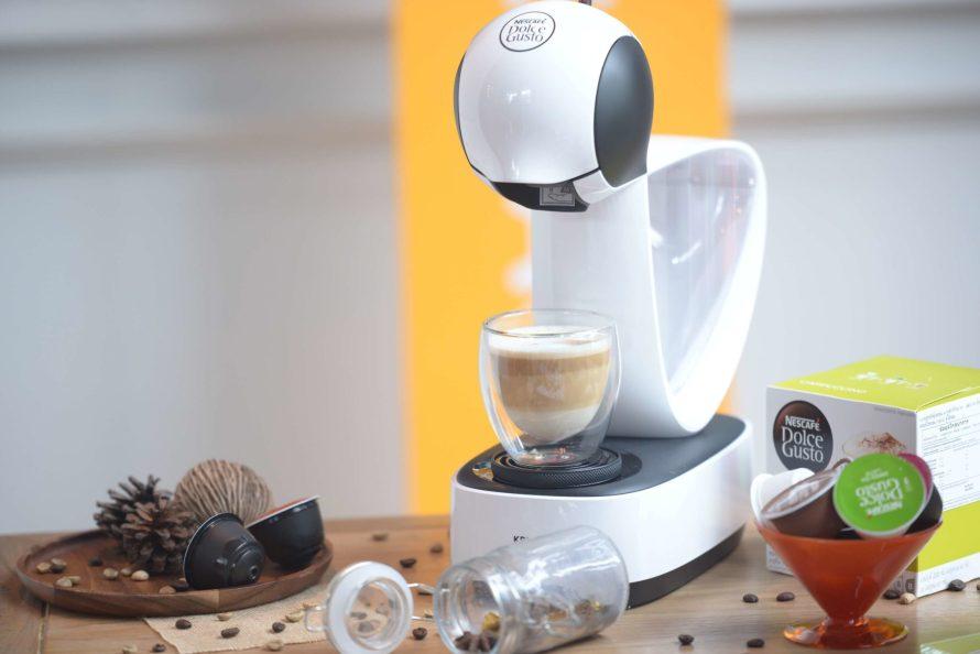 หลายเรื่องที่รู้แล้วคุณจะรัก NESCAFÉ Dolce Gusto นวัตกรรมกาแฟสดระดับโลกที่คุณก็ชงได้ 1 - Coffee
