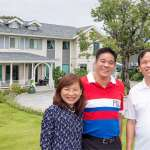 """สัมภาษณ์ครอบครัว """"สรรพกิจ"""" ถูกใจอะไร? ถึงลงทุนสร้างบ้าน SCG HEIM ตั้ง 3 หลังติดกันที่เขาใหญ่ 27 - Premium"""