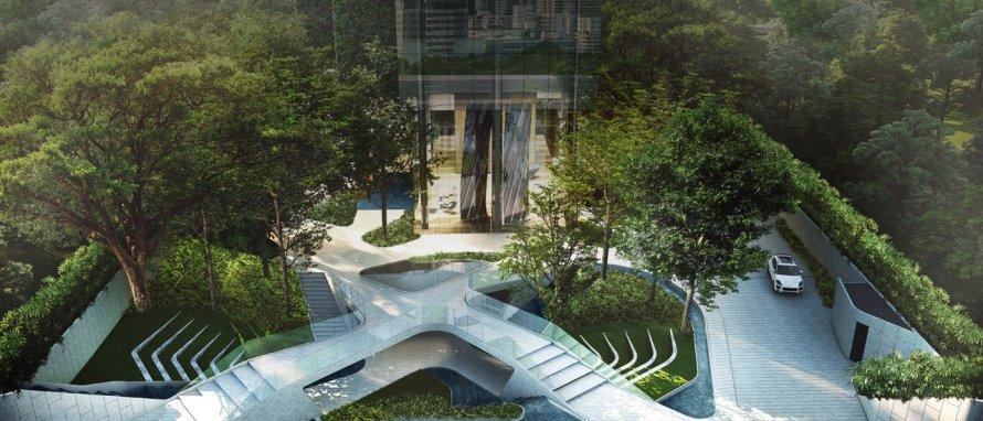 ASHTON SILOM Garden รู้จัก ASHTON SILOM คอนโดหรูแห่งสีลม บนทำเลระดับ Pioneer แห่งเดียวของประเทศ