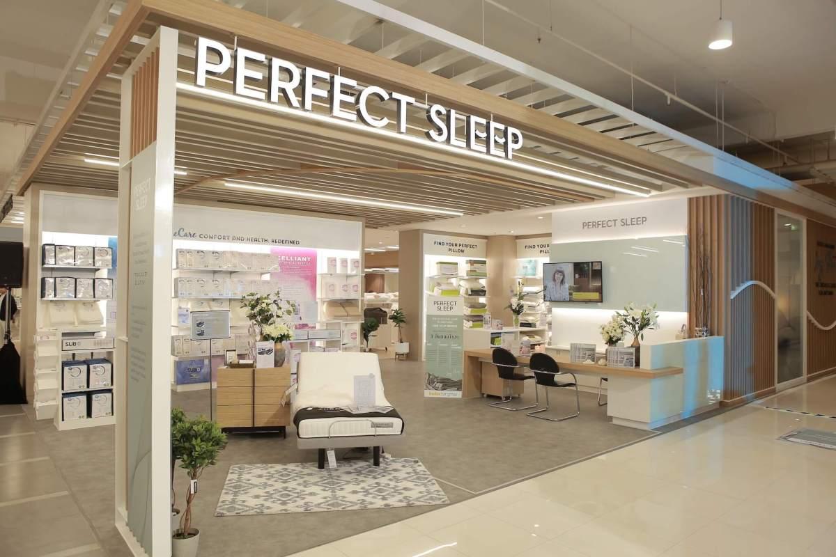 เพิ่มคุณภาพชีวิตได้ด้วยการนอนที่ Perfect Sleep Index Living Mall ปัญหานอนหลับไม่สนิท ปวดเมื่อย นอนเยอะแล้วยังเพลีย บริการให้คำปรึกษา ฟรี! 18 - index