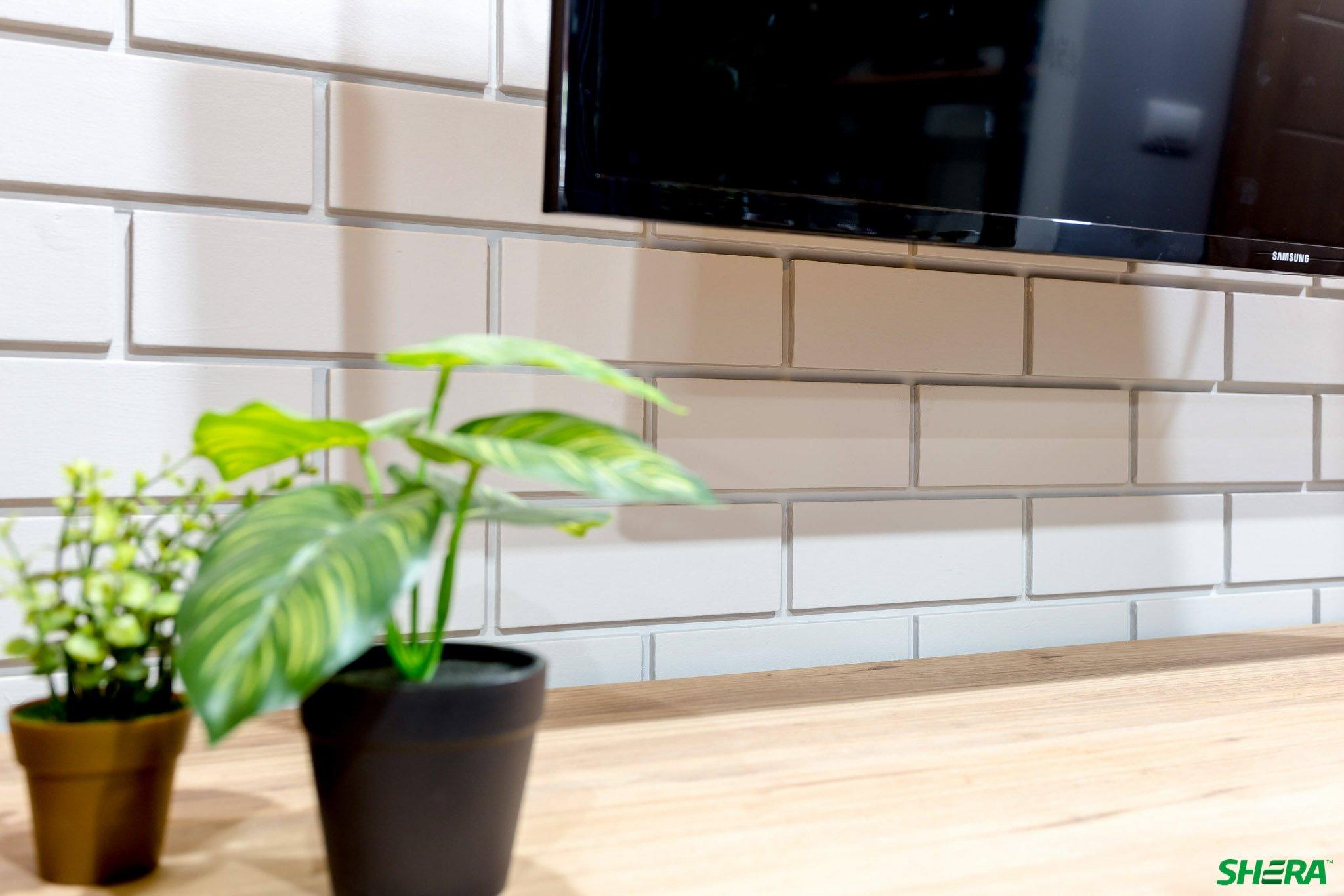 รีโนเวทบ้าน แปลงคอนโดเก่าเป็นสไตล์ Loft และประตูสวยทนด้วยไฟเบอร์ซีเมนต์จาก Shera 24 - fiber cement wood