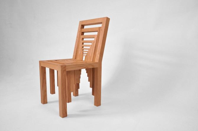 Inception chair งานดีไซน์สุดสร้างสรรค์ 13 - Art & Design