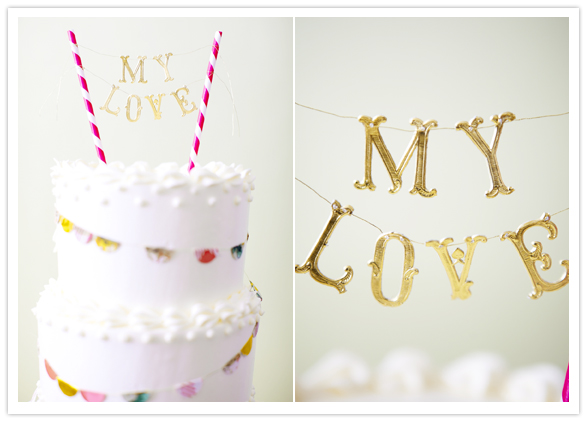Crafty cake toppers 13 - cake