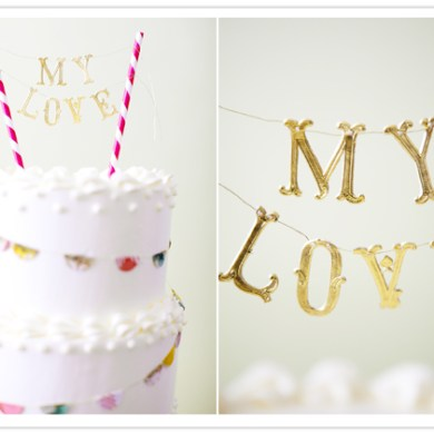 Crafty cake toppers 16 - cake
