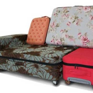 กระเป๋าแปลงร่างเป็นโซฟา..อย่างนี้ก็มีด้วย 15 - idea