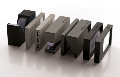 %name  BURO Desk accessories
