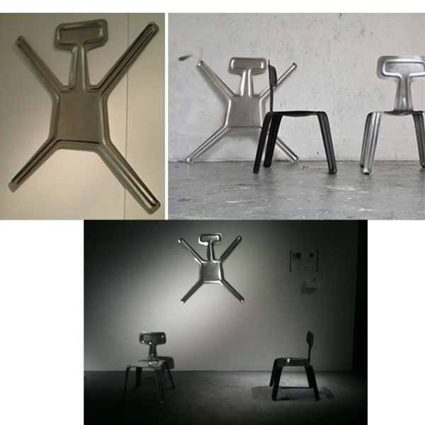 %name Pressed Chair By Harry Thaler