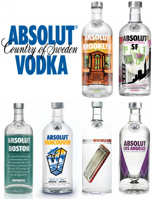 Abosolut Vodka Cities 13 - Los Angeles