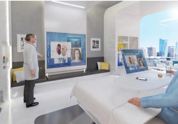 หน้าตาโรงพยาบาลในปี 2020 14 - modern urban living