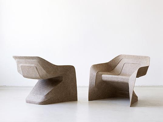 เก้าอี้วางซ้อนจากป่าน ปอ  13 -