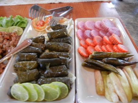 %name Nadimos..ร้านอาหารเลบานีส ใจกลางสีลม