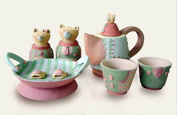 Childhood Fantasy 13 - ceramic