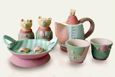 Childhood Fantasy 19 - ceramic