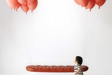 Balloon Bench 12 - Balloon