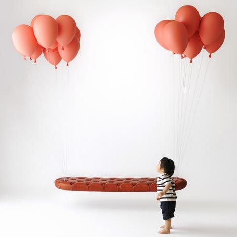 Balloon Bench 14 - INSPIRATION