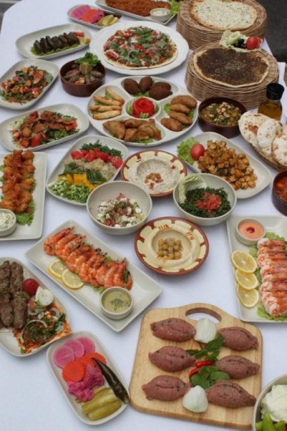Nadimos..ร้านอาหารเลบานีส ใจกลางสีลม 14 - lebanese Restaurant Bangkok