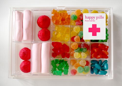 HAPPY PILLS 13 - candy