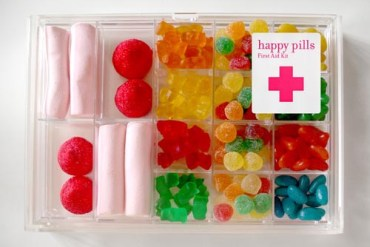 HAPPY PILLS 14 - candy