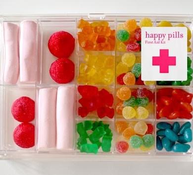 HAPPY PILLS 14 - candy