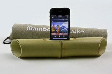 iBamboo..Green Gadget for iPhone 2 - iBamboo