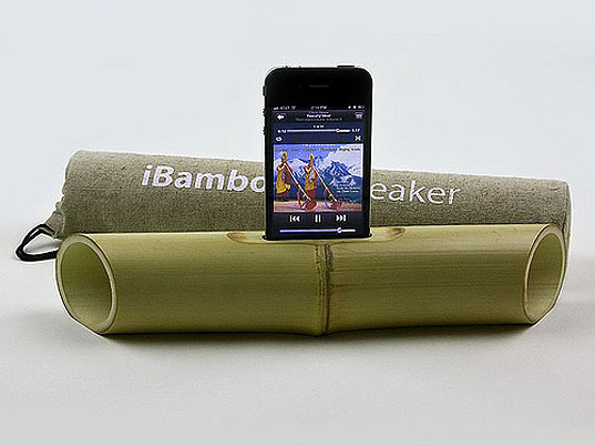 iBamboo..Green Gadget for iPhone 19 - green idea