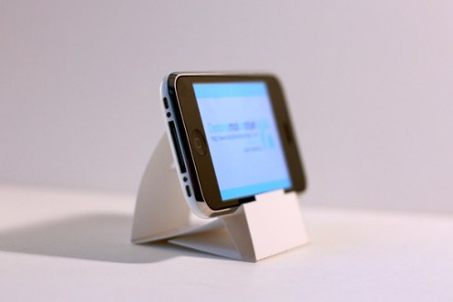 %name D.I.Y. Iphone,Ipod Stand