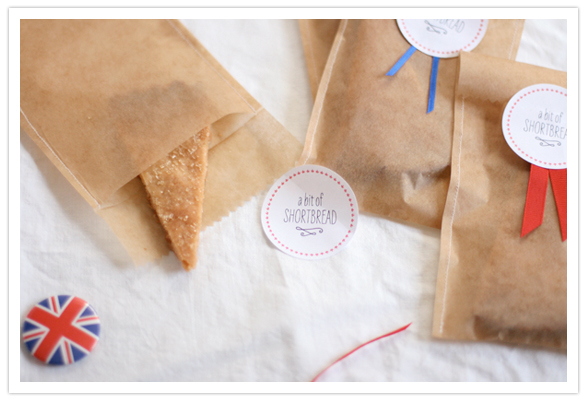 DIY Shortbread Package 13 - DIY
