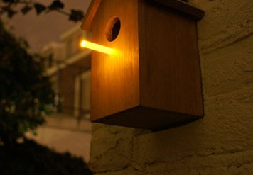 Solar Birdhouse 13 - Solar cell