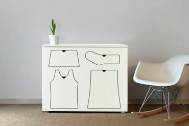 TRAINING DRESSER BY PETER BRISTOL 28 - Kid