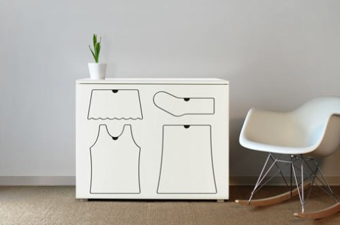 %name TRAINING DRESSER BY PETER BRISTOL