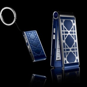 Christain Dior Phones 16 - Blue