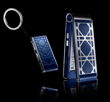 Christain Dior Phones 4 - Blue