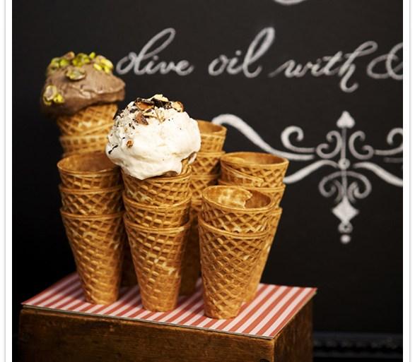 DIY ice cream cone holders 13 - Ice craem