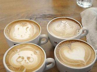 ศิลปะบนกาแฟ@Cafe Rosso 29 - ร้านกาแฟ