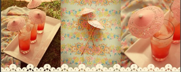 DIY : Drink Parasols 15 -