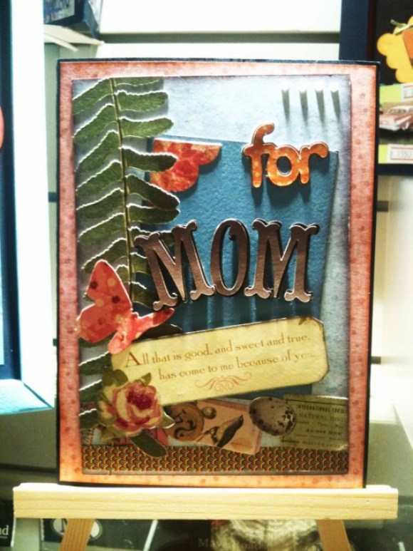 Gift for Mother's day 16 - card