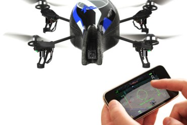 Fly a Helicopter from your Iphone! 15 - Drone